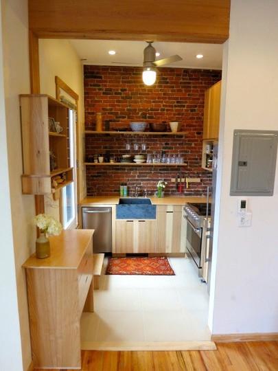 Boston Kitchen & Bedroom