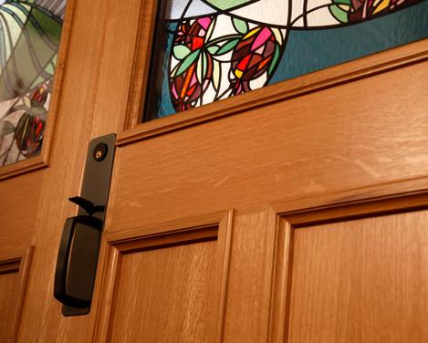 Beth El Synagogue Doors
