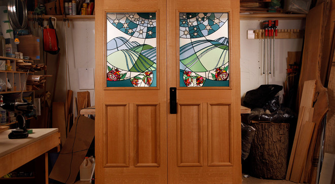 Synagogue Doors