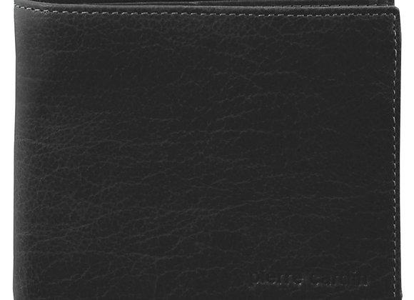 Mens Leather Wallet - Black