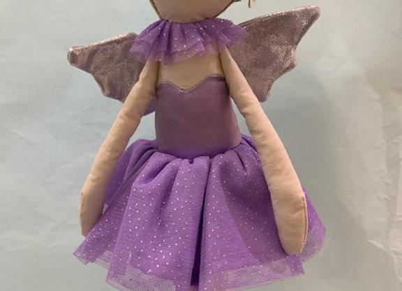 Little Miss Fairy - Purple