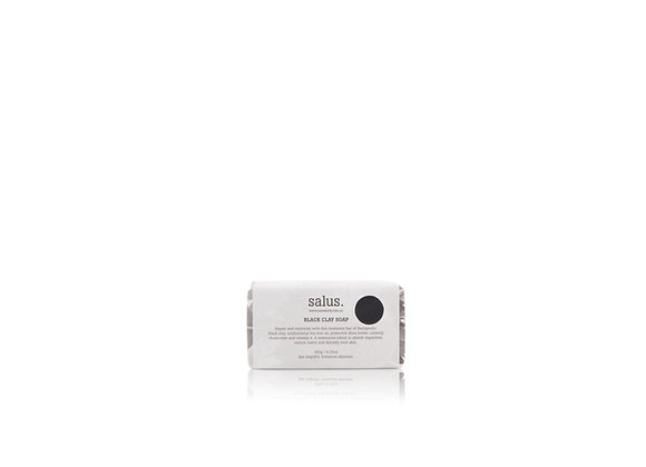 Salus - Black Clay Soap