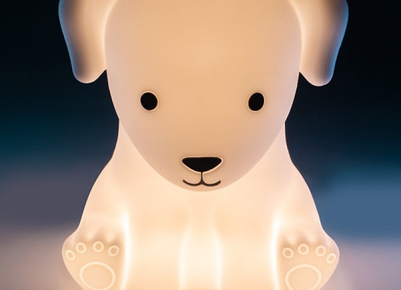 Soft Touch Sensitive Silicone LED Light - Puppy
