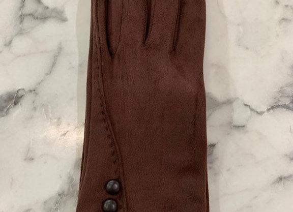 Glove - Chocolate
