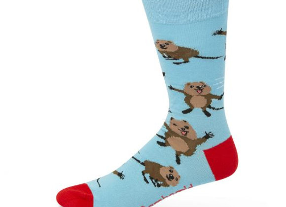 Bamboozld Men's Sock -Quokka