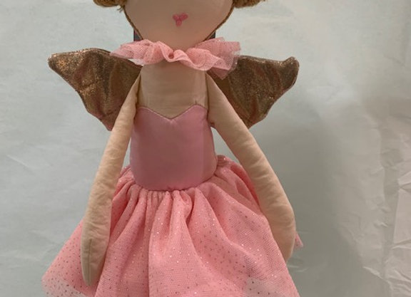 Little Miss Fairy - Pink