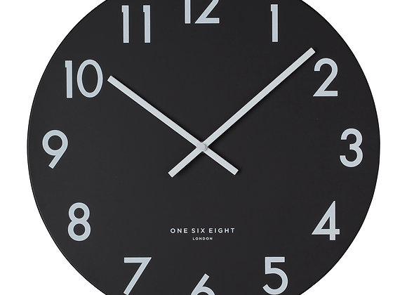 Black / White Wall Clock