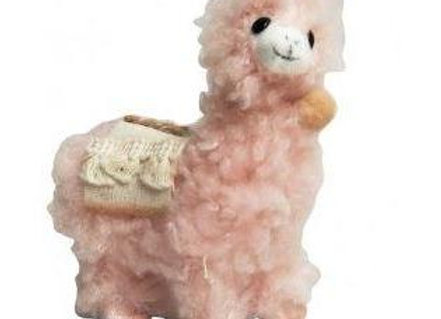 Llama Hanging Decoration -Pink