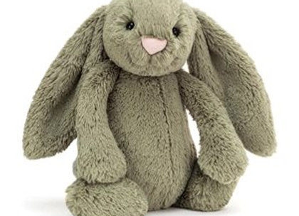 Jellycat Bashful Bunny Medium - Fern