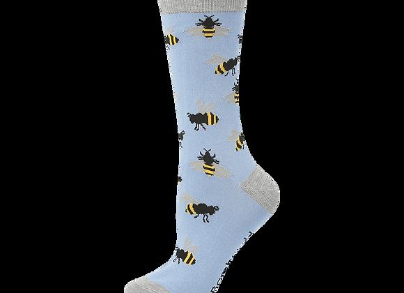 Bamboozld Ladies Sock -Bumblebee