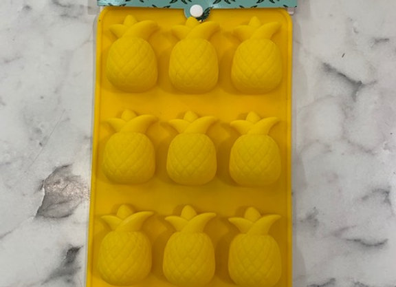 Pineapple Ice Mould