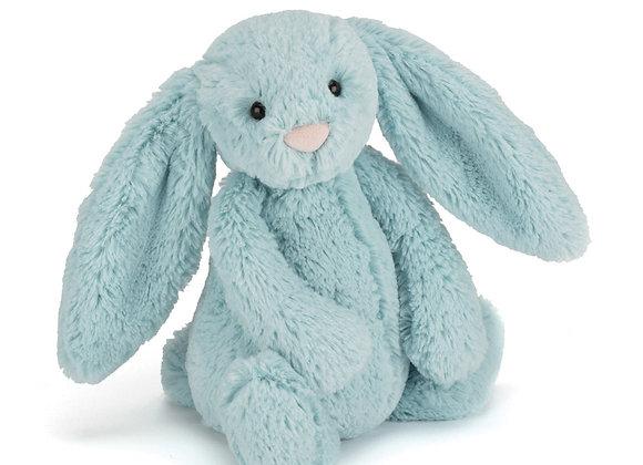 Jellycat Bashful Bunny Medium -Aqua