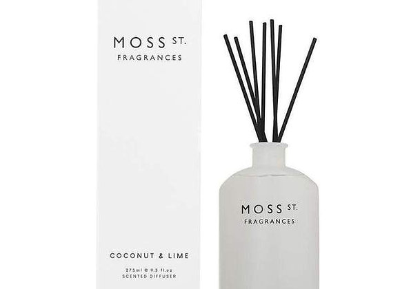 Moss St - Coconut & Lime Diffuser