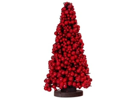 Red Berry Cone Tree -small