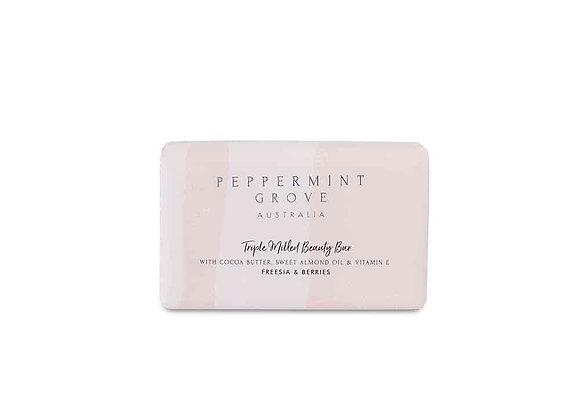 Peppermint Grove - Freesia & Berries Beauty Bar 200g