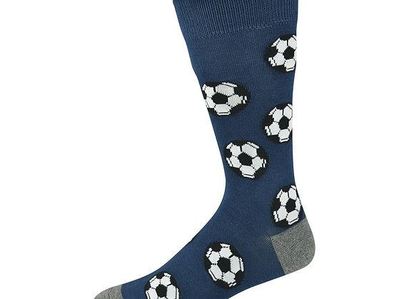 Bamboozld Men's Sock -Soccer