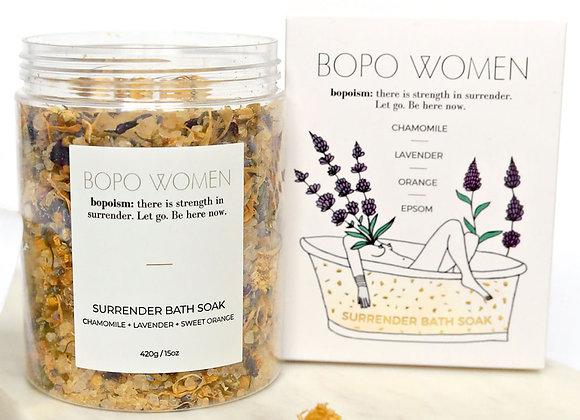 Bopo Women - Sacred Surrender Bath Soak