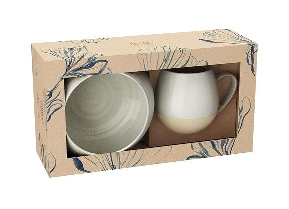 Robert Gordon - Bowl & Mug Set - Sage