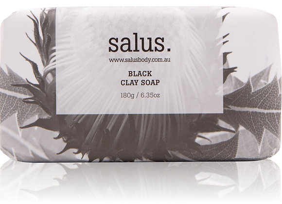 Salus - Black Clay Soap