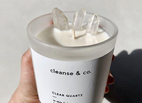 cleanse & co - Clear Quartz