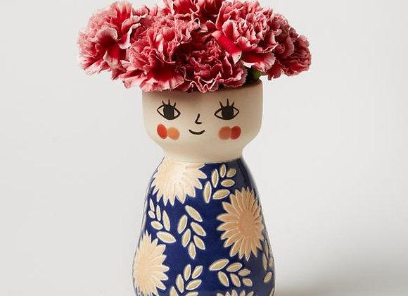 Jones & Co - Miss Cozette Floral Blue
