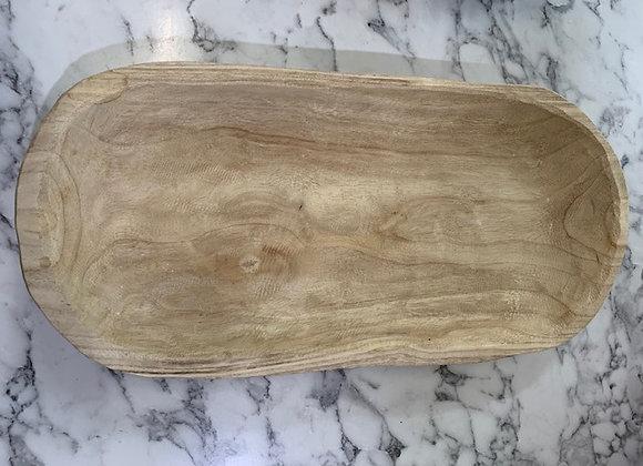 Wooden Platter Large