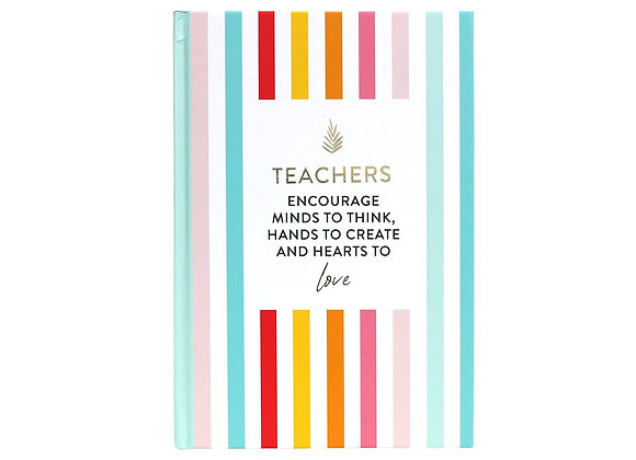 Teacher Encourage Journal