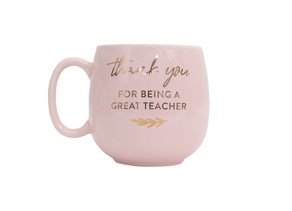 Teacher Thank You Mug