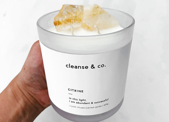 cleanse & co - Citrine