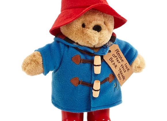 Paddington Bear Standing with Boots & Jacket