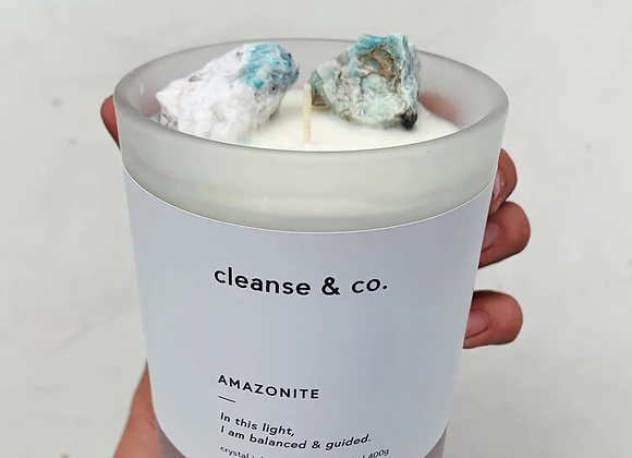 cleanse & co - Amazonite