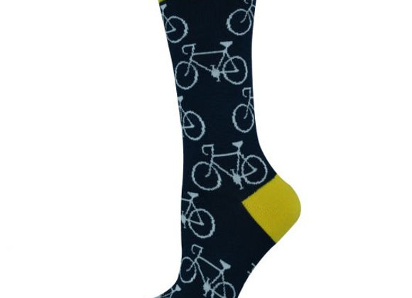 Bamboozld Ladies Sock -Big Cycle