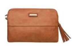 Black Caviar - Chloe Cross body Bag Tan