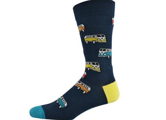 Bamboozld Men's Sock - Combi