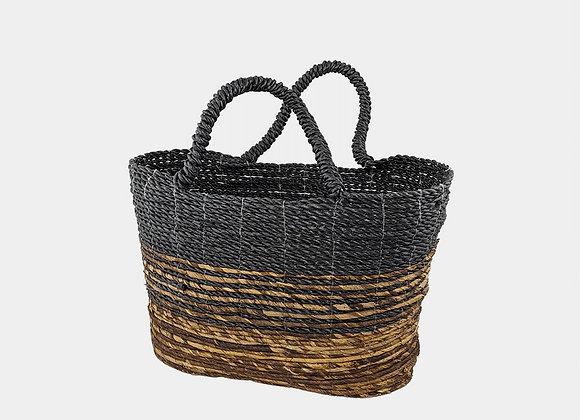 Basket Natural/Black
