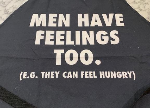 Apron Men Have Feelings Too