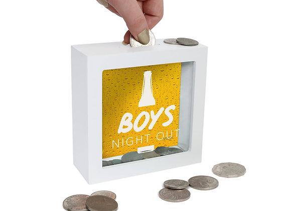 Boys Night Out Change Box