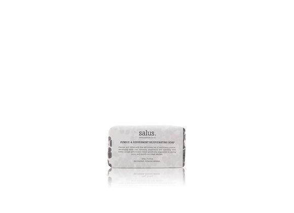 Salus - Pumice & Peppermint Rejuvenating Soap