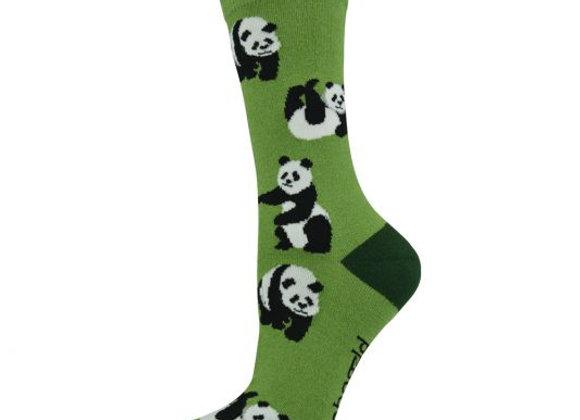 Bamboozld Ladies Sock -Panda