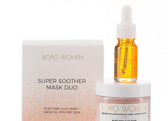 Bopo Women - Super Soother Mask Duo