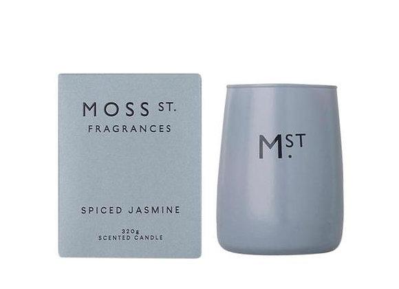 Moss St - Spiced Jasmine Candle