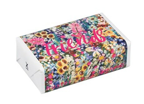 Huxter Wrapped Soap - Just A Beautiful Day - Friends
