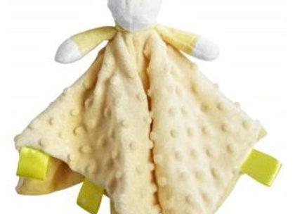 Giraffe Comforter - Yellow