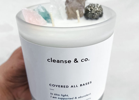 cleanse & co -Covered All Bases
