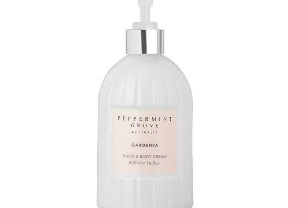 Gardenia Hand & Body Cream 500 ml