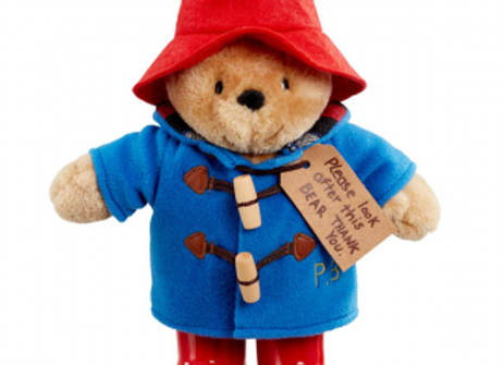 Paddington with Boots & Embroided Jacket