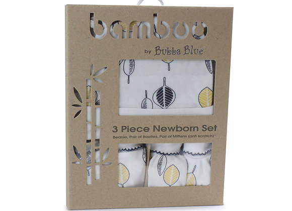 Bubba Blue - Night Sky Bamboo 3pcs Newborn Layette Gift Set