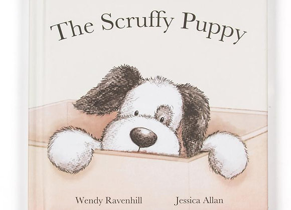 The Scruffy Puppy Book Board Book