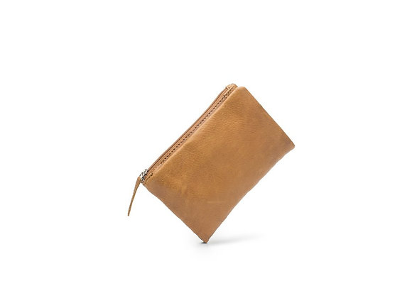 Dusky Robin Leather - Dusky Purse TAN