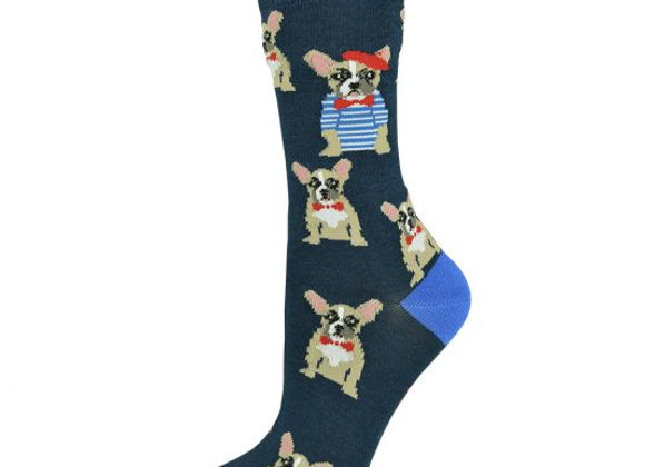 Bamboozld Ladies Sock -Frenchy